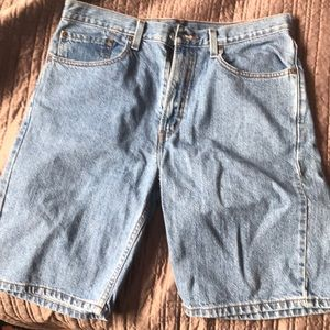 Levi's 505 Men's Denim Shorts